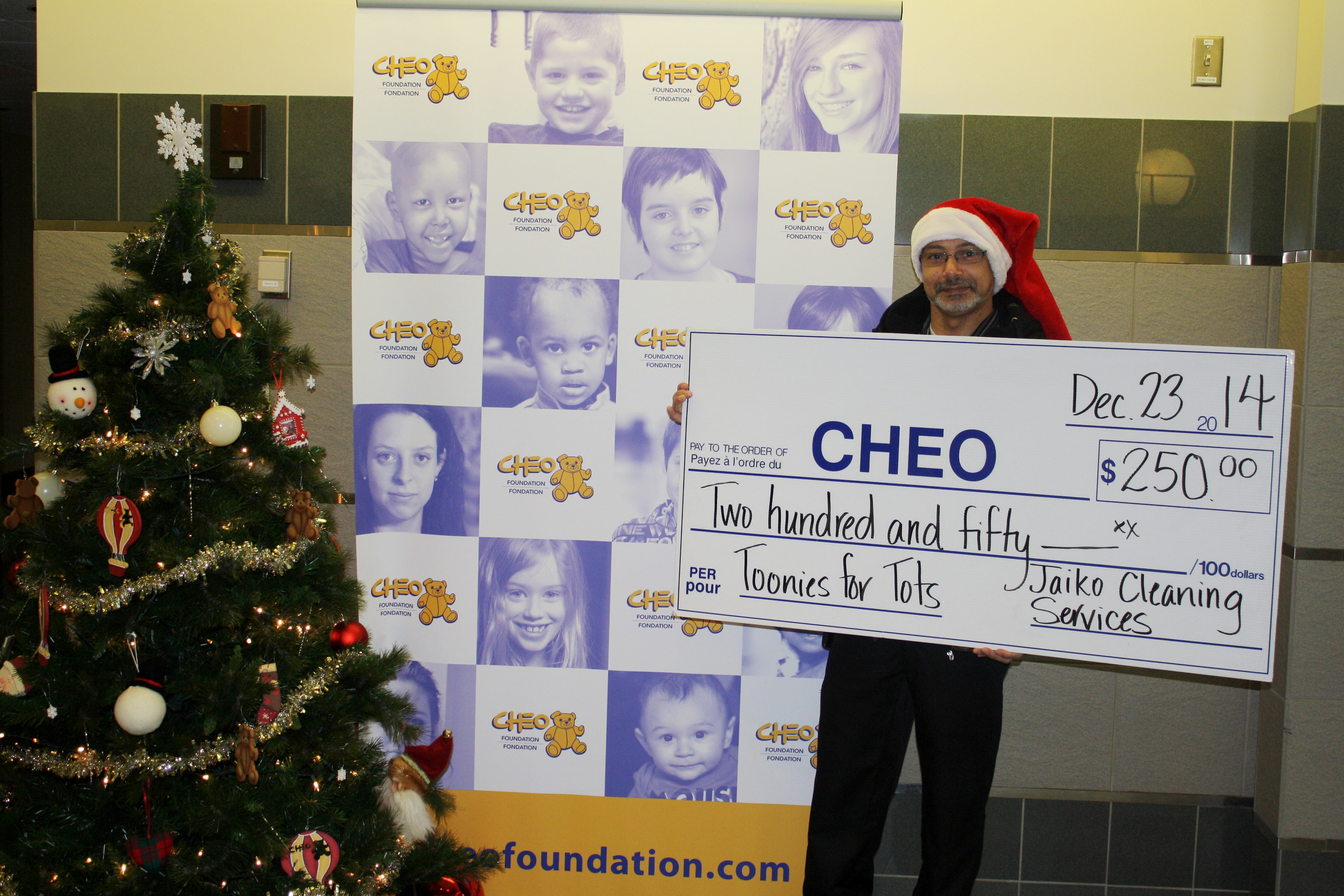 toonies for tots